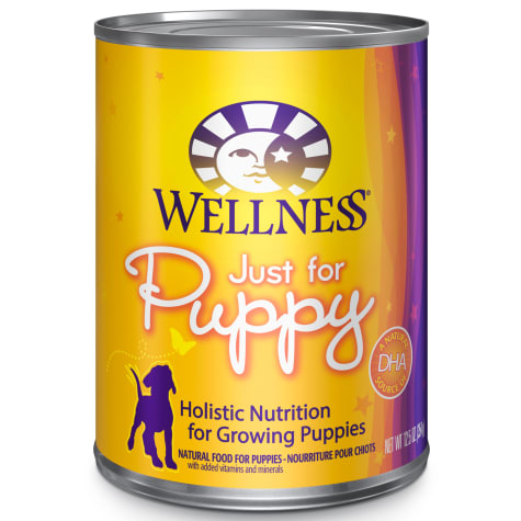 Wellness Just for Puppy Chicken & Sweet Potato Canned Puppy Food