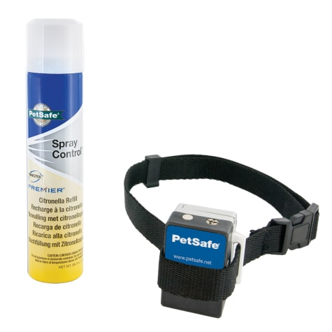 PetSafe Gentle Spray Bark Control Pet Training System