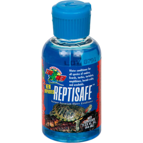 Zoo Med ReptiSafe Instant Terrarium Water Conditioners