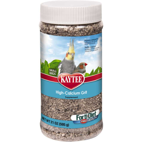 Kaytee Forti-Diet Pro Health Hi-Cal Grit Supplement for Small Birds