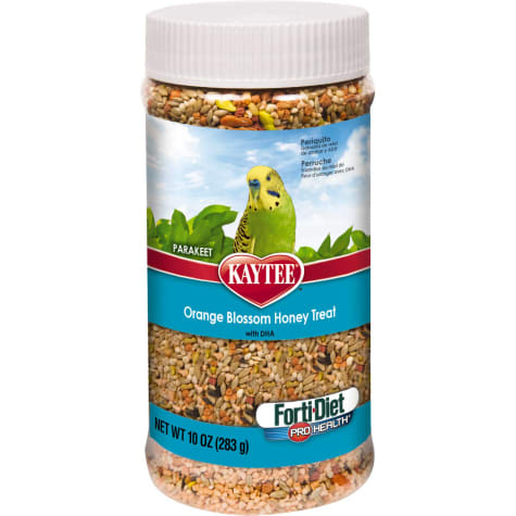 Kaytee Forti-Diet Pro Health Orange Blossom Honey Parakeet Treats