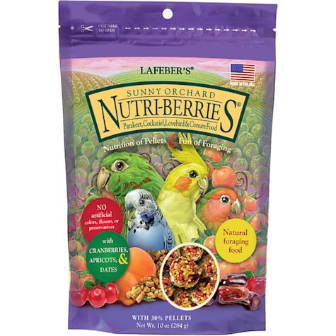 Lafeber's Sunny Orchard Nutri-Berries Keet, Tiel, Lovebird & Conure Food