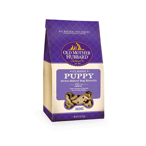Old Mother Hubbard Crunchy Classic Natural Puppy Mini Dog Treats