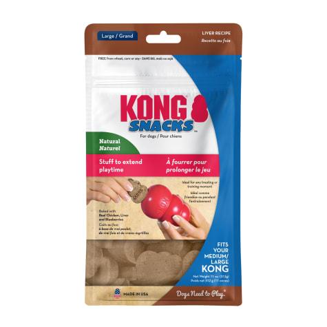 KONG Stuff'N Liver Snacks Anytime Dog Treats