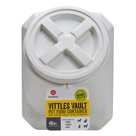 Gamma Vittles Vault Stackable, 40 lbs.