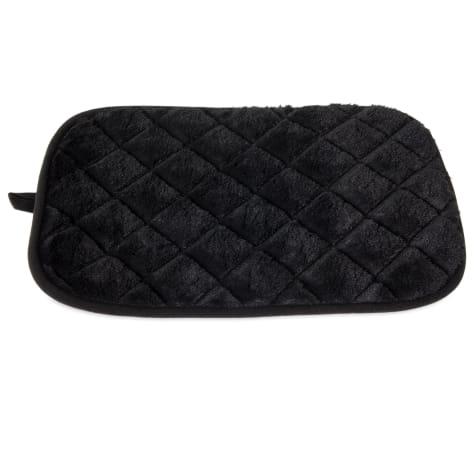 Precision Pet SnooZZy Sleeper Black Crate Mat