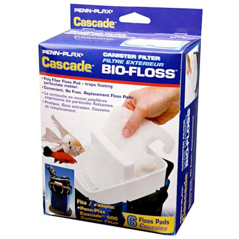 Penn Plax Cascade Canister 500 Filter Bio-Floss