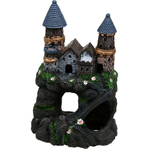 Penn Plax Enchanted Castle Aquarium Ornament