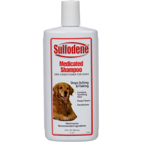 Sulfodene Medicated Shampoo & Conditioner for Dogs