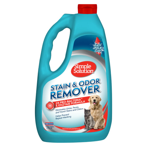 Simple Solution Stain and Odor Remover for Pets