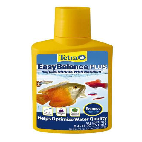 Tetra Easy Balance Plus Weekly Freshwater Aquarium Water Conditioner