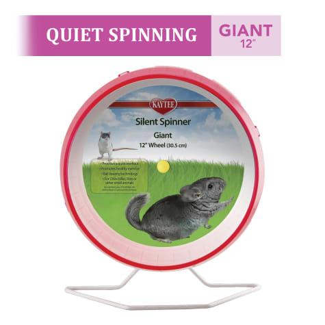Kaytee Silent Spinner Assorted Exercise Wheel