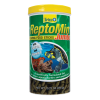 Tetra Reptomin Jumbo Floating Food Sticks For Small Aquatic Turtles and Amphibians