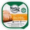 Nutro Grain Free Pate Slow Cooked Chicken Recipe Wet Dog Food