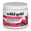 Solid Gold Berry Balance Supplement Powder for Urinary Tract Health With Cranberries & Blueberries for Dogs & Cats