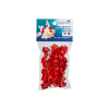 Imagitarium Red Jewel Aquarium Gravel Accent Mix
