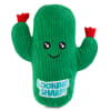 Leaps & Bounds Play Plush Looking Sharp Cactus Dog Toy