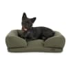 Reddy Indoor/Outdoor Olive Dog Bed