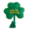 Bond & Co. Saint Patrick's Day Clover Plush & Rope Dog Toy