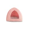 Bond & Co. Valentine's Day Sweet Sanctuary Hooded Cat Bed