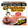 Zoo Med Repti Basking Spot Lamp Value Pack, 75 Watts