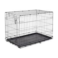 "Animaze 1-Door Folding Dog Crate, 36.5"" L x 23.2"" W x 24.7"" H"