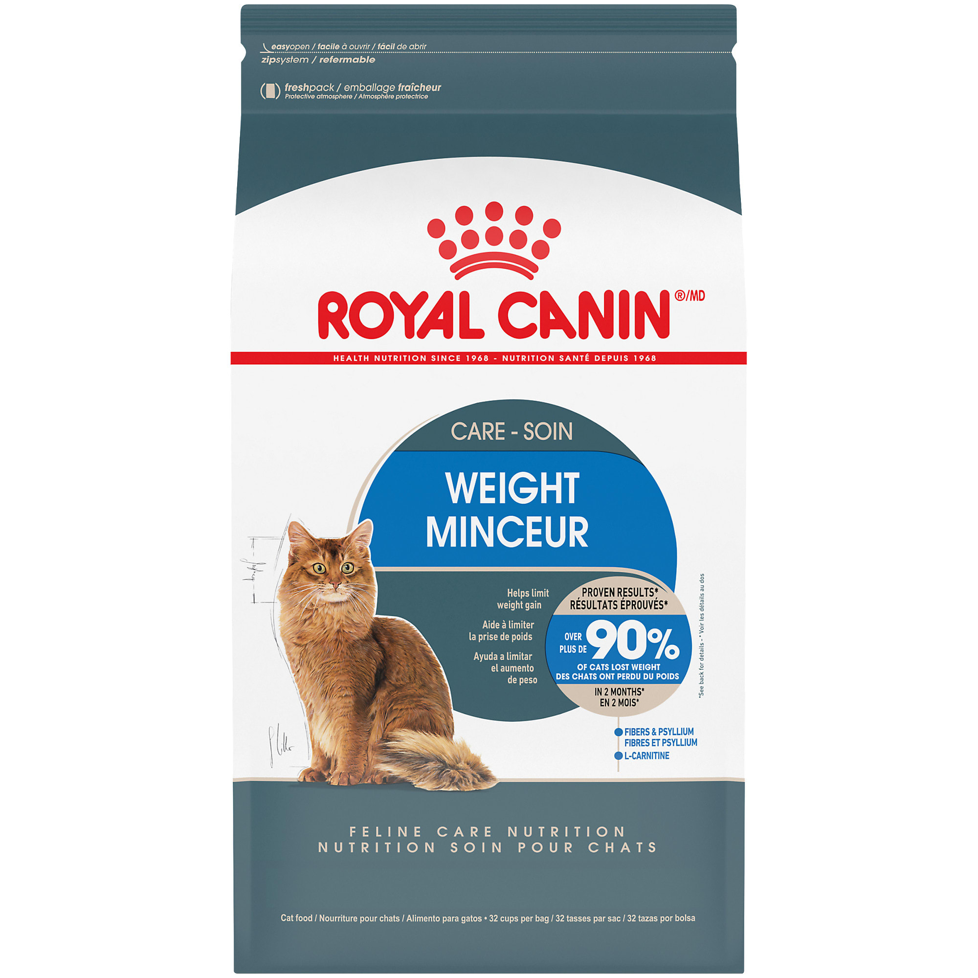 weight control cat food at petco