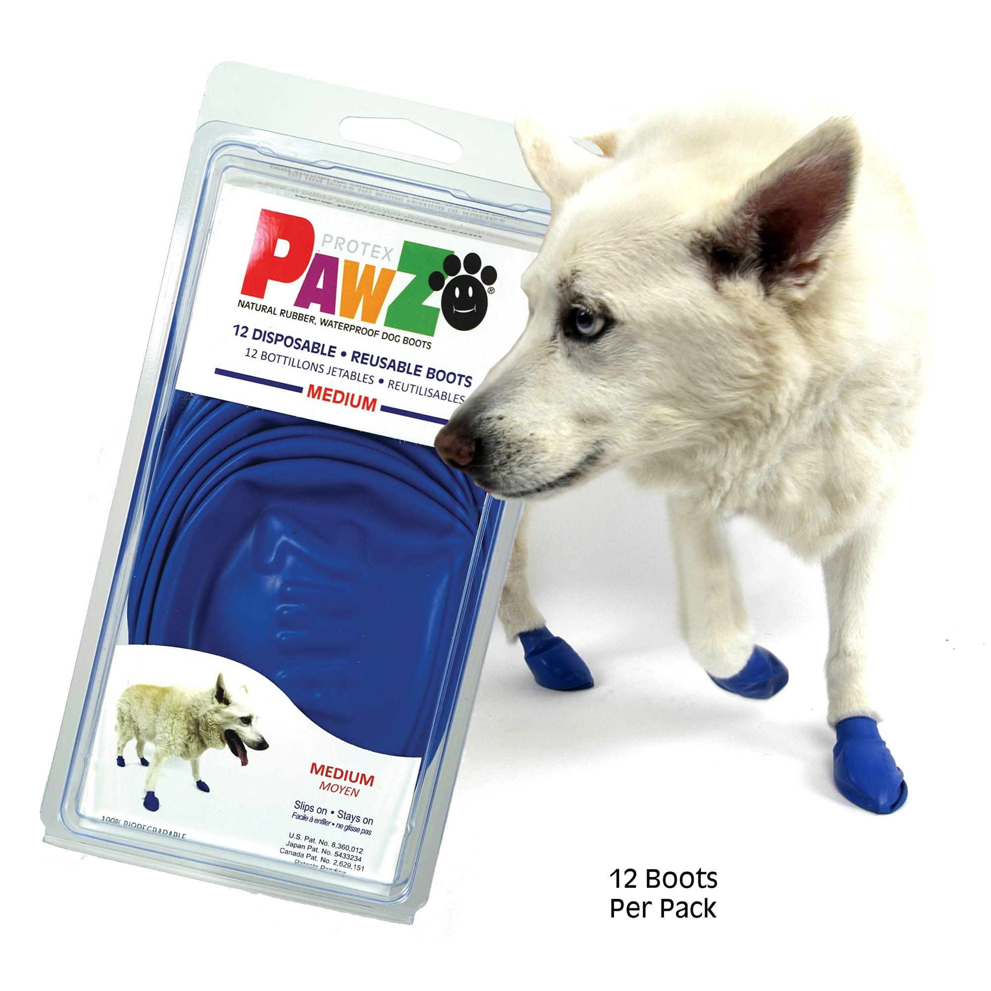 Pawz Dog Boots Waterproof