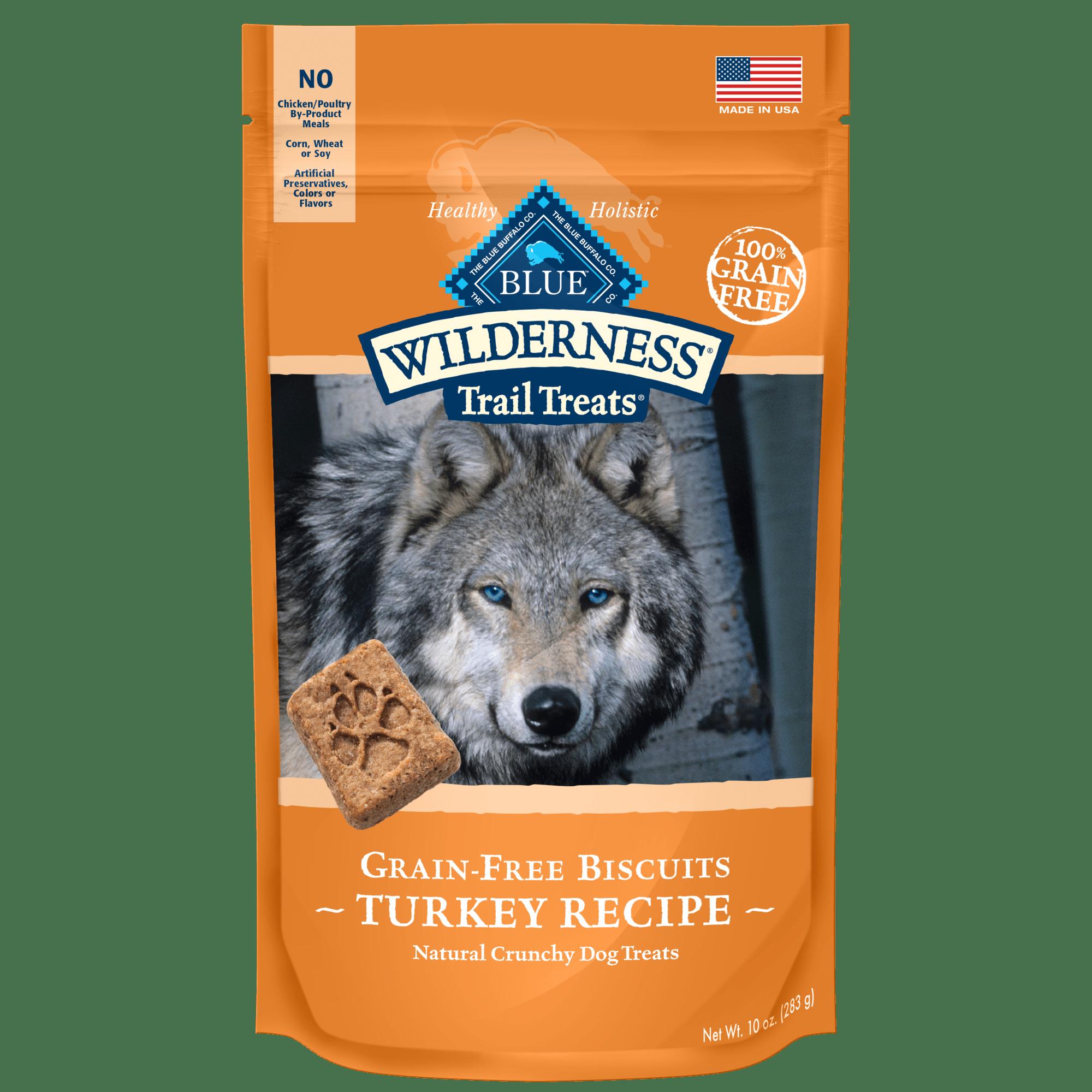 Blue Buffalo Blue Wilderness Trail Treats Turkey Biscuits Dog Treats 24 Oz Petco