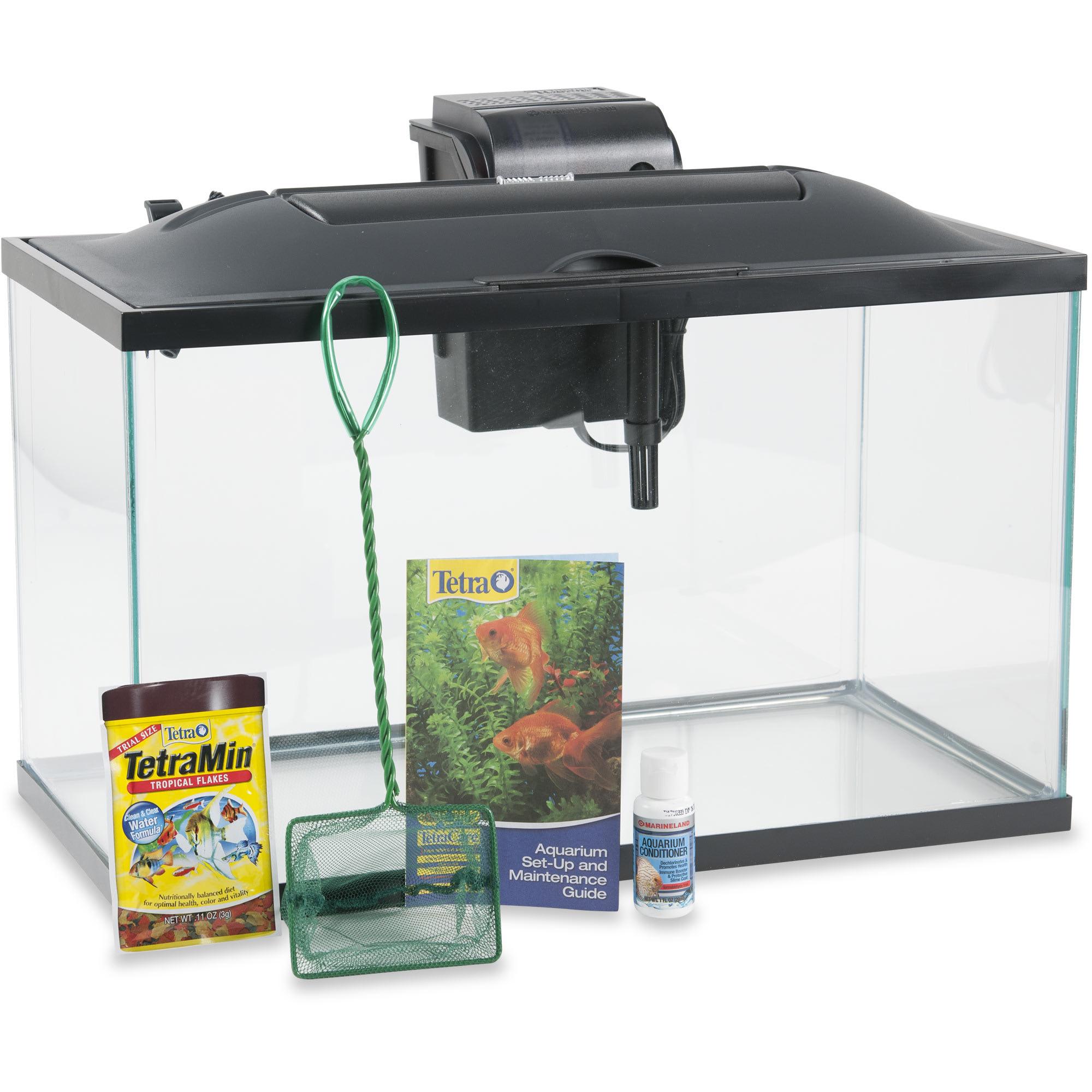 20 Gallon Led Aquarium Kit