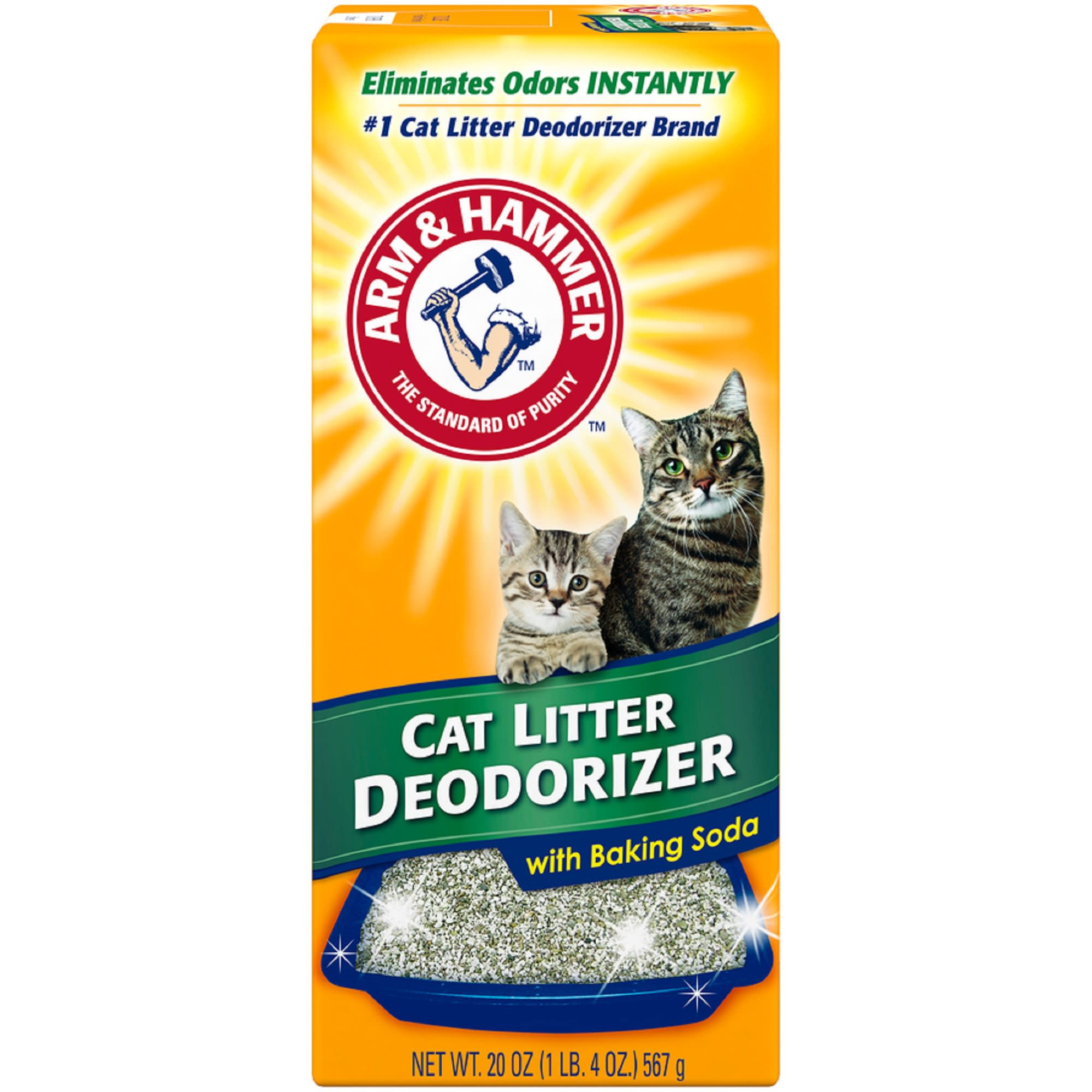 Cat Excrement Deodorizer