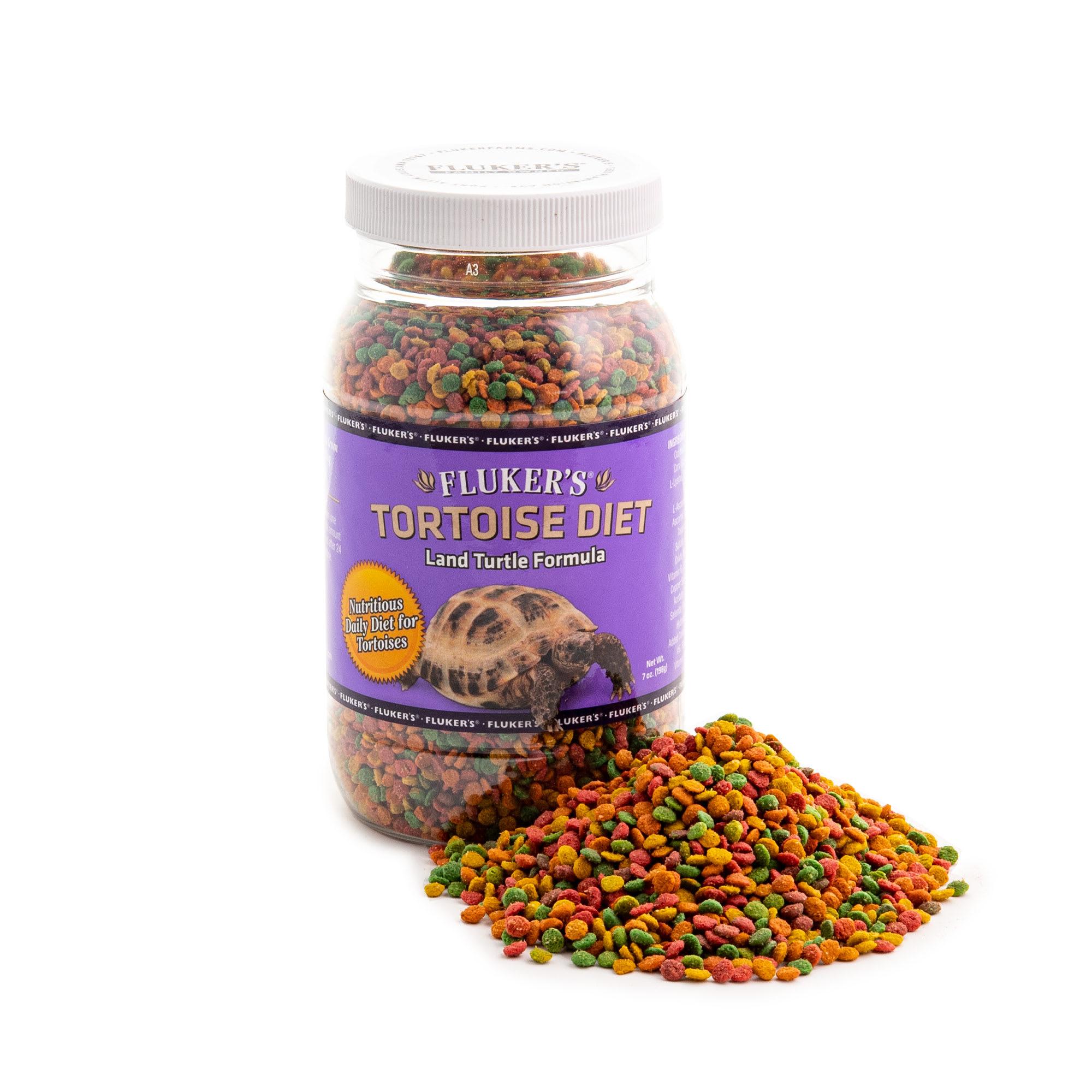 Fluker S Land Turtle Formula Tortoise Diet Petco