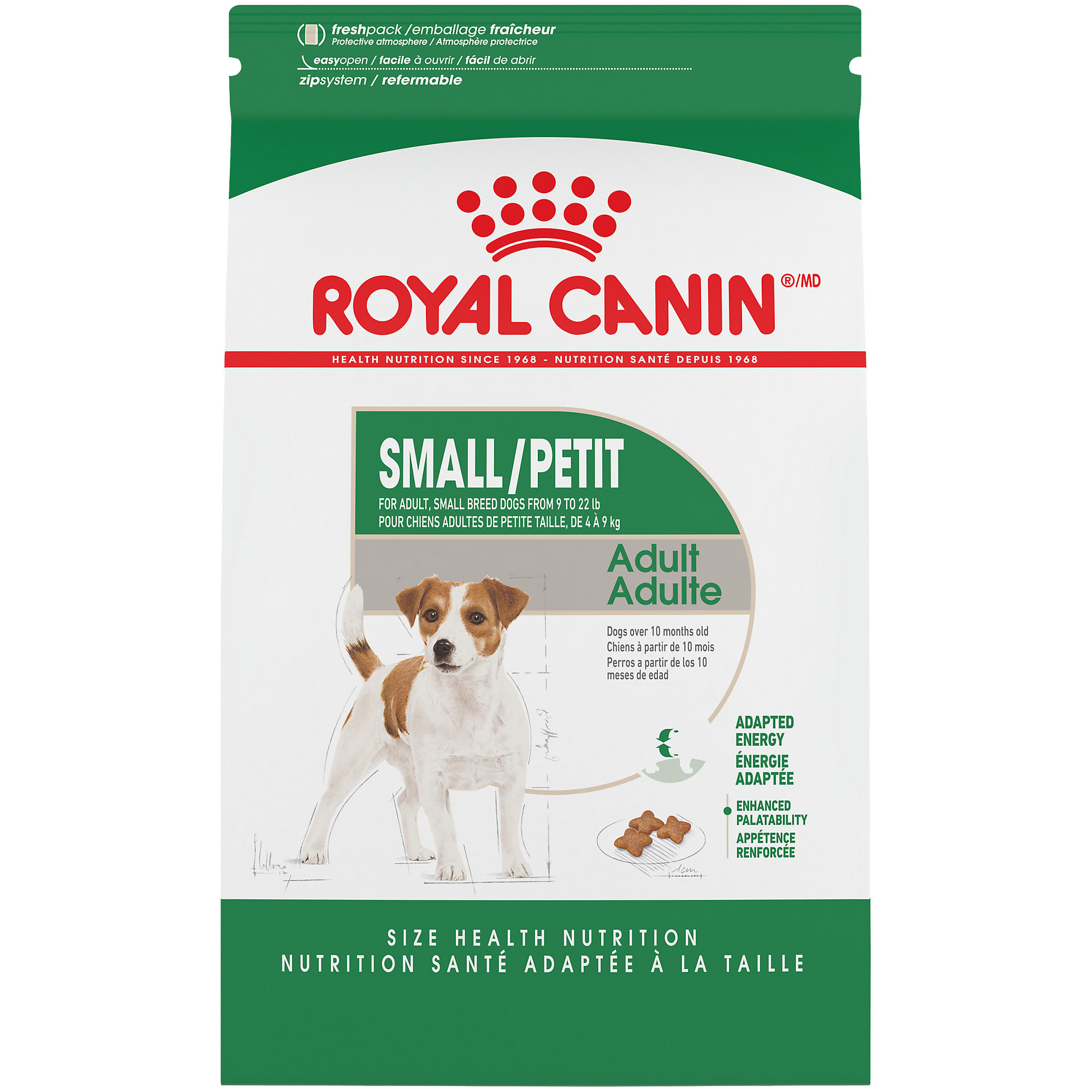 Royal Canin Small Breed Adult Dry Dog Food 14 Lbs Petco