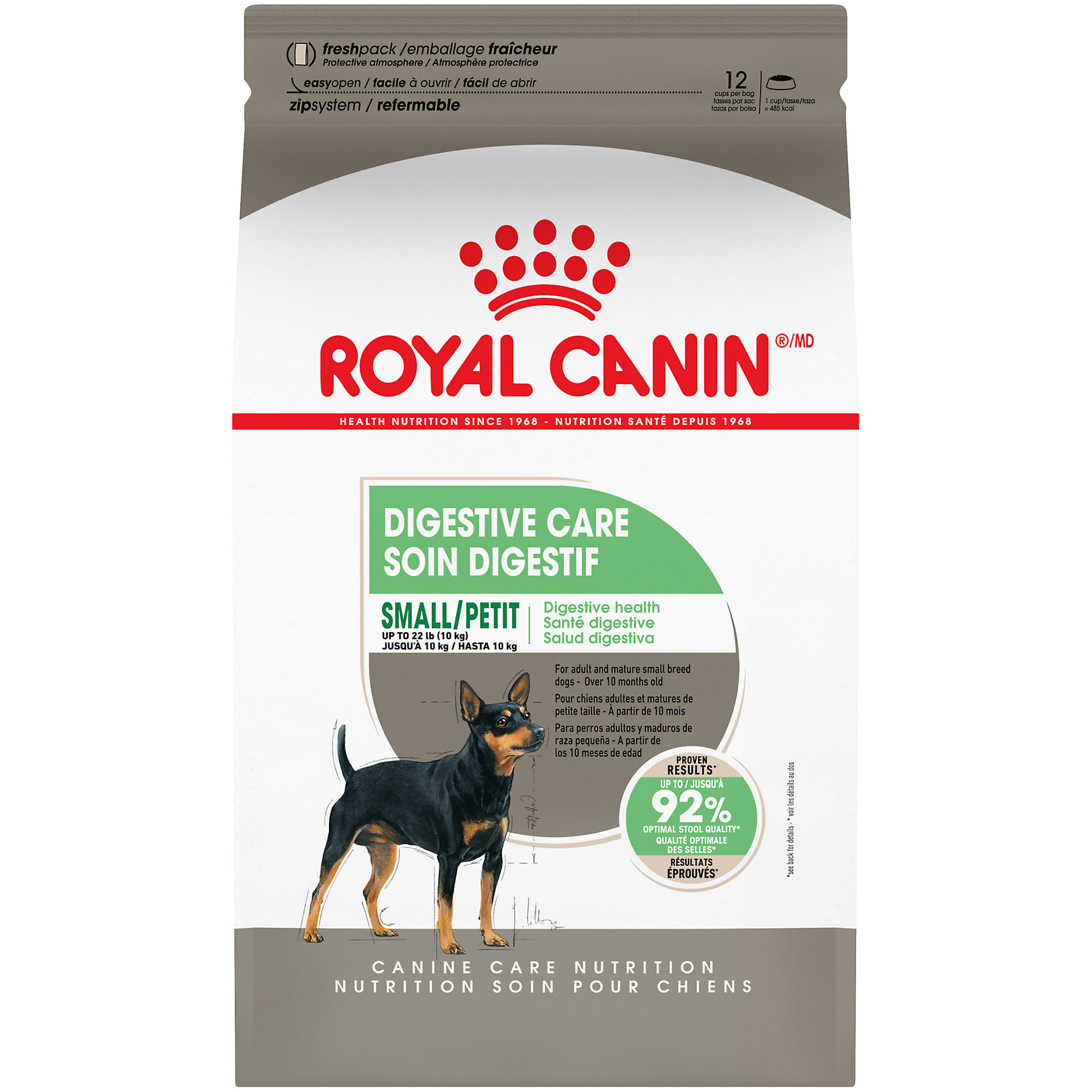 Royal Canin Size Health Nutrition Mini Special Dry Dog Food 17 Lbs Petco