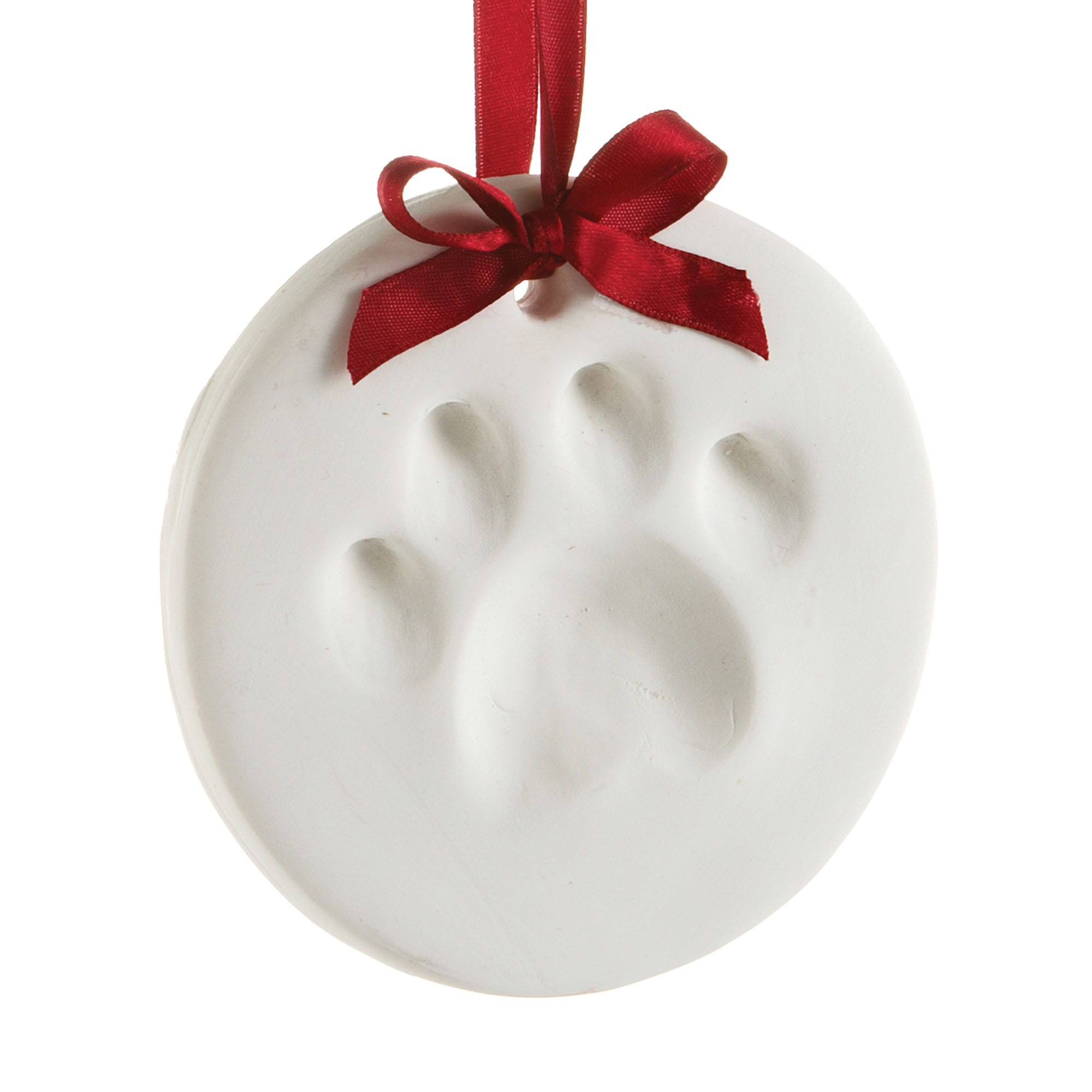 Pearhead Pawprints Holiday Ornament Impression Kit For Dogs Or Cats Petco