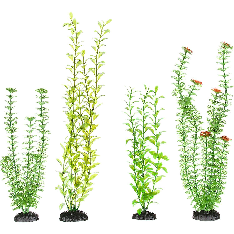 Background Plastic Aquarium Plants