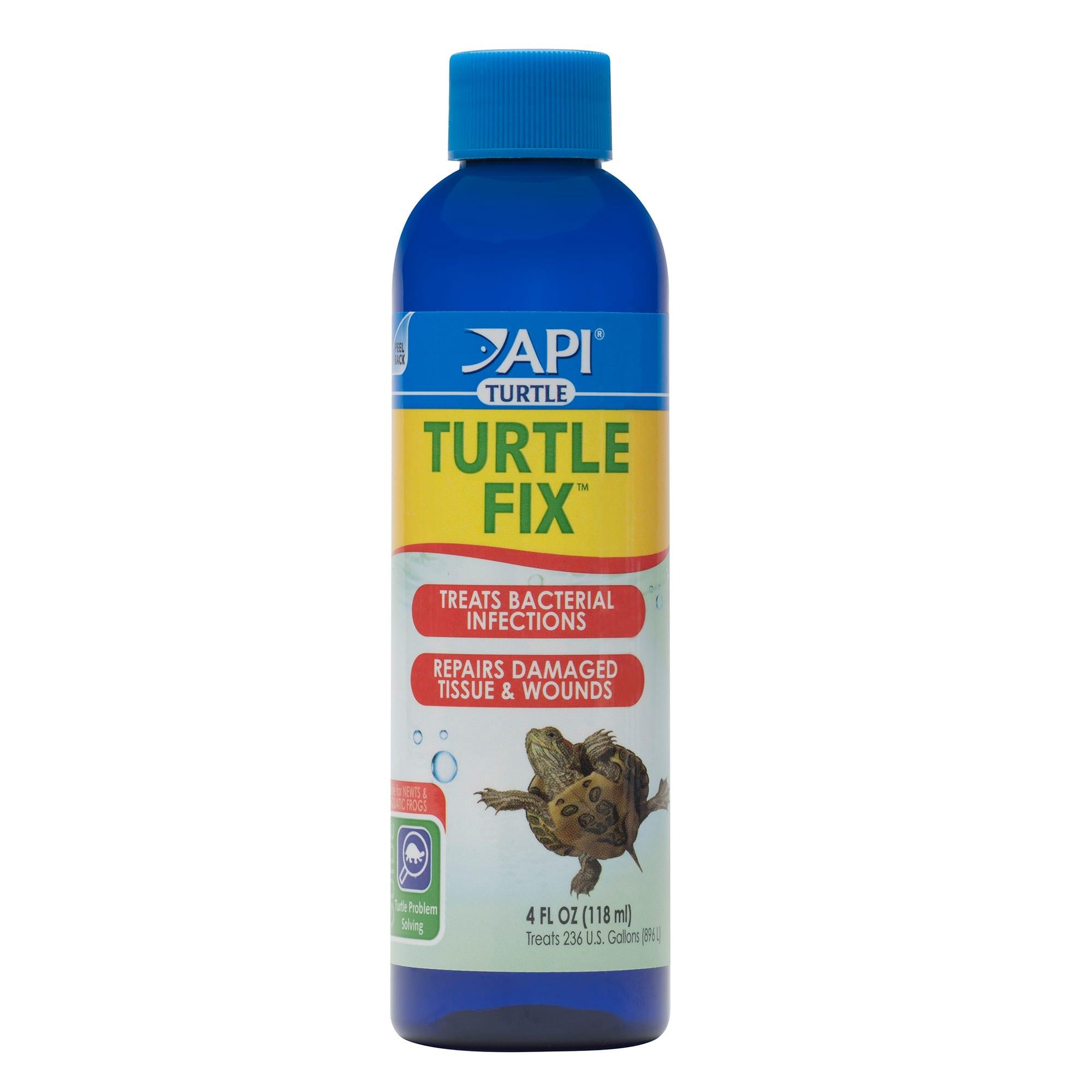 Api Turtle Fix 4 Fl Oz Petco