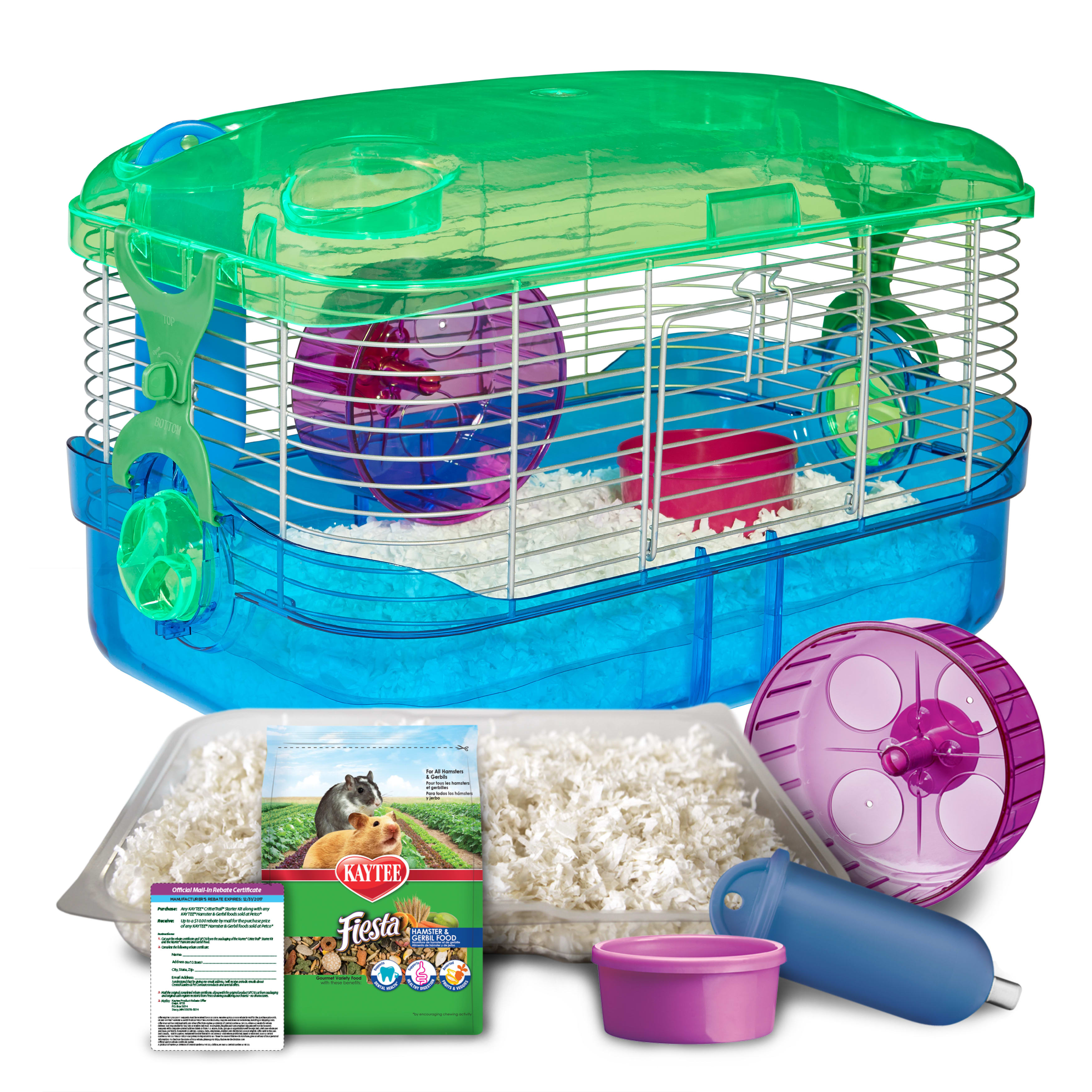 Tiny Tube with a View--fun for gerbils and other small pocket pets