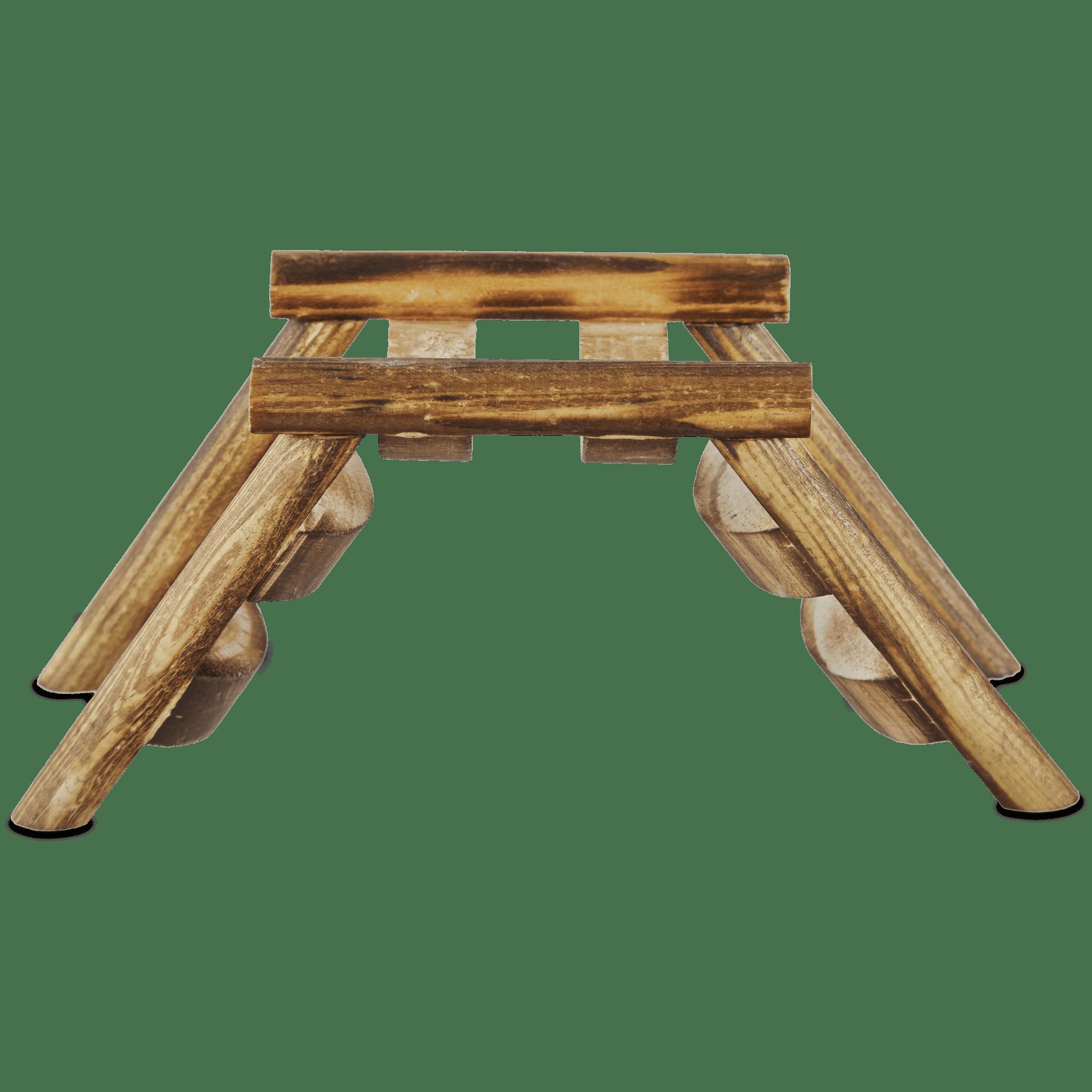 You Me Sa Wood Ladder Petco
