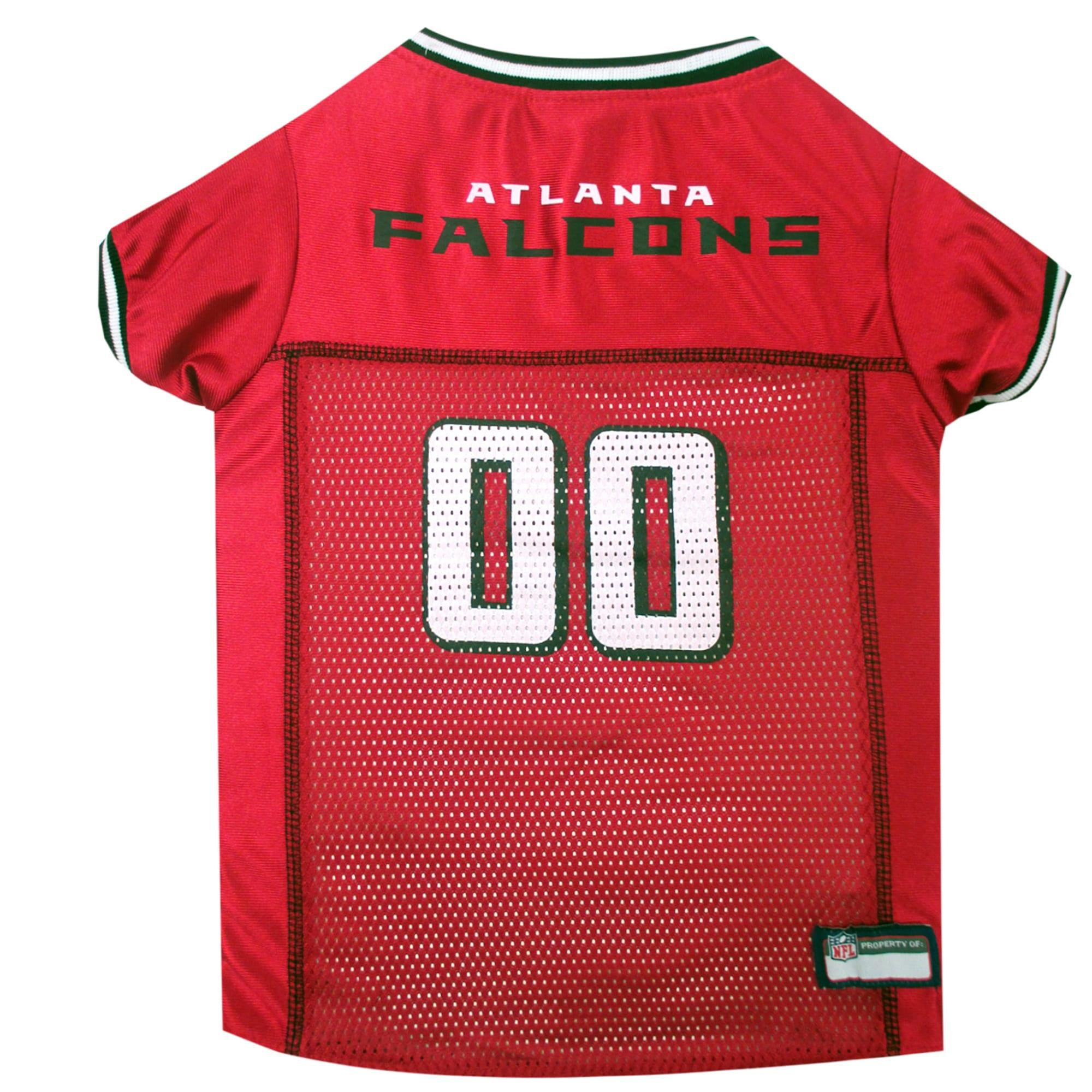 Pets First Atlanta Falcons NFL Mesh Pet Jersey, X-Small