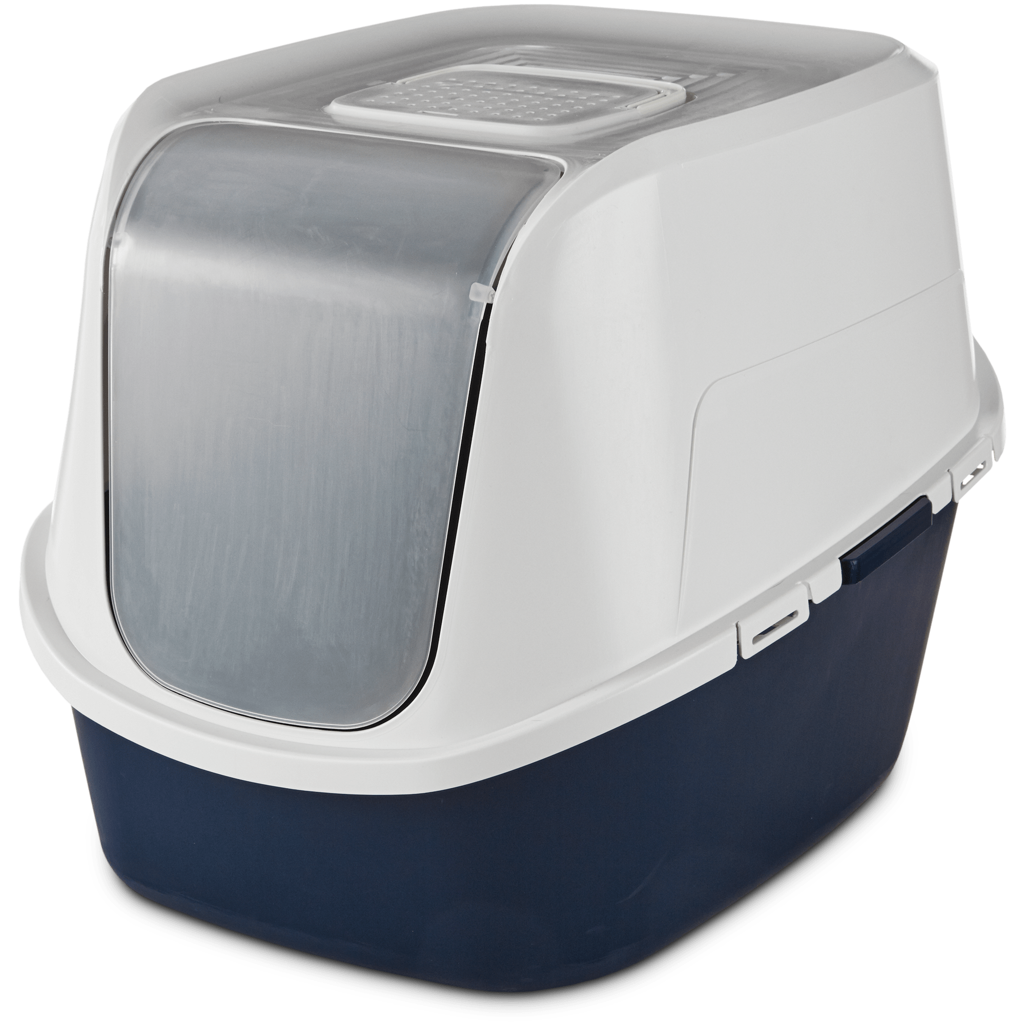 So Phresh Jumbo Enclosed Litter Box In