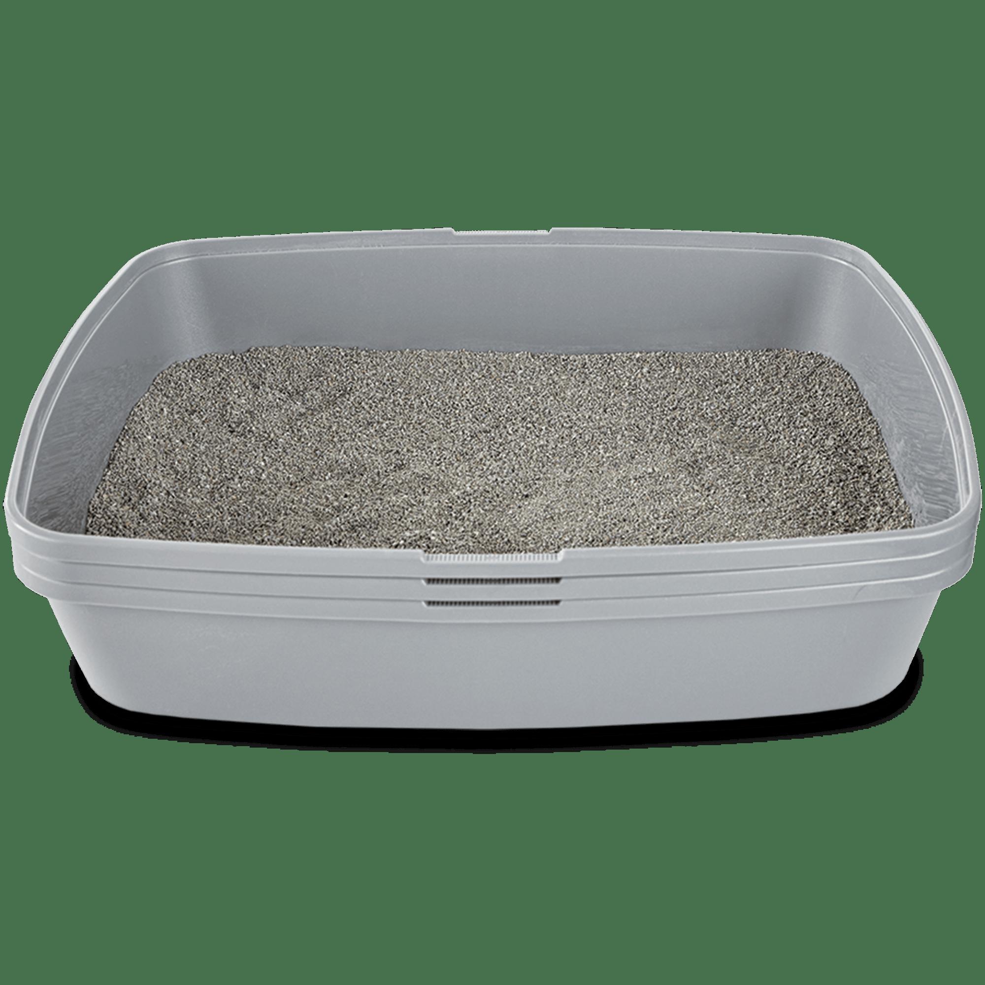 So Phresh Sifting Cat Litter Box In Grey 19 75 L X 15 13 W X 9 5 H Petco