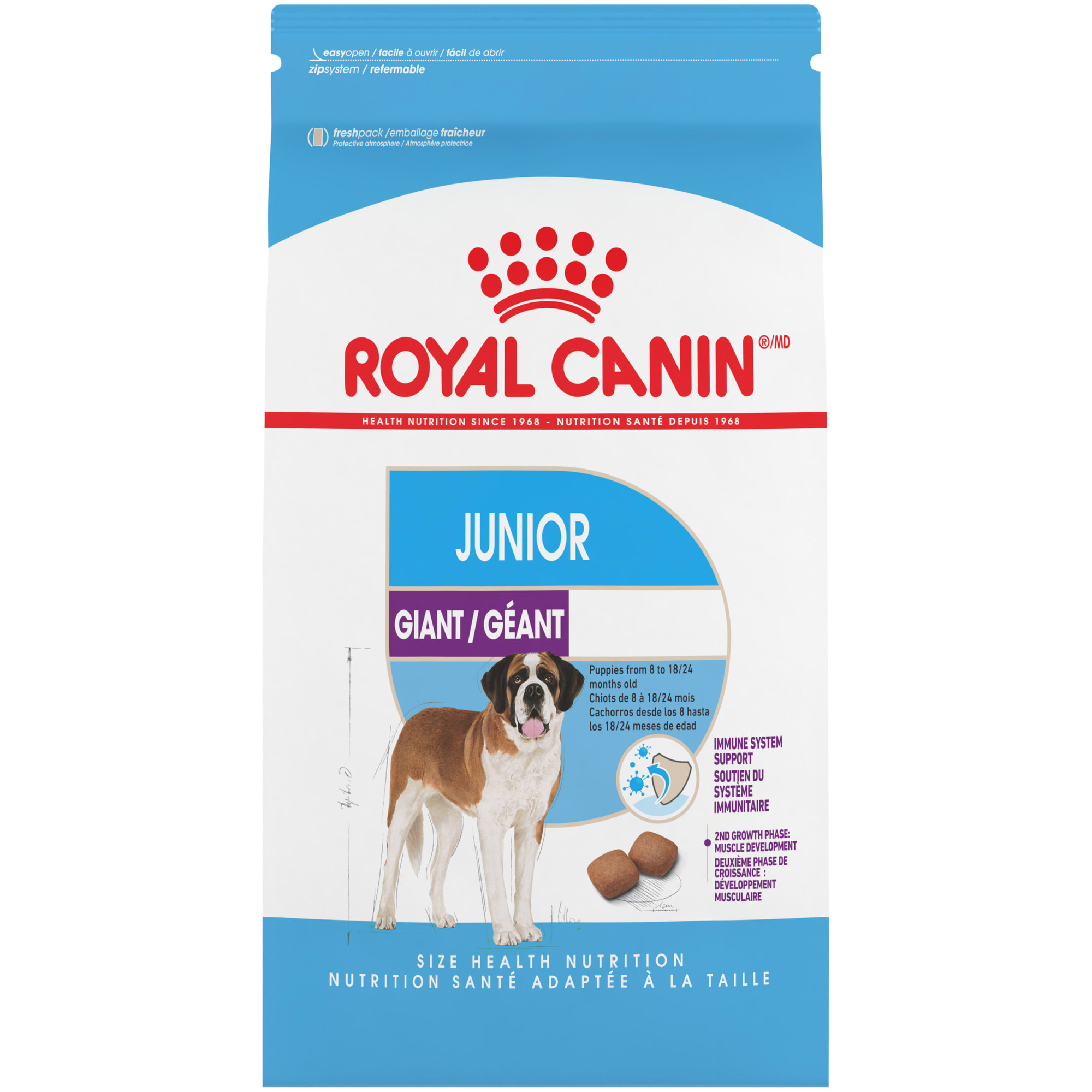 Royal Canin Giant Junior Dry Puppy Food 30 Lbs Petco