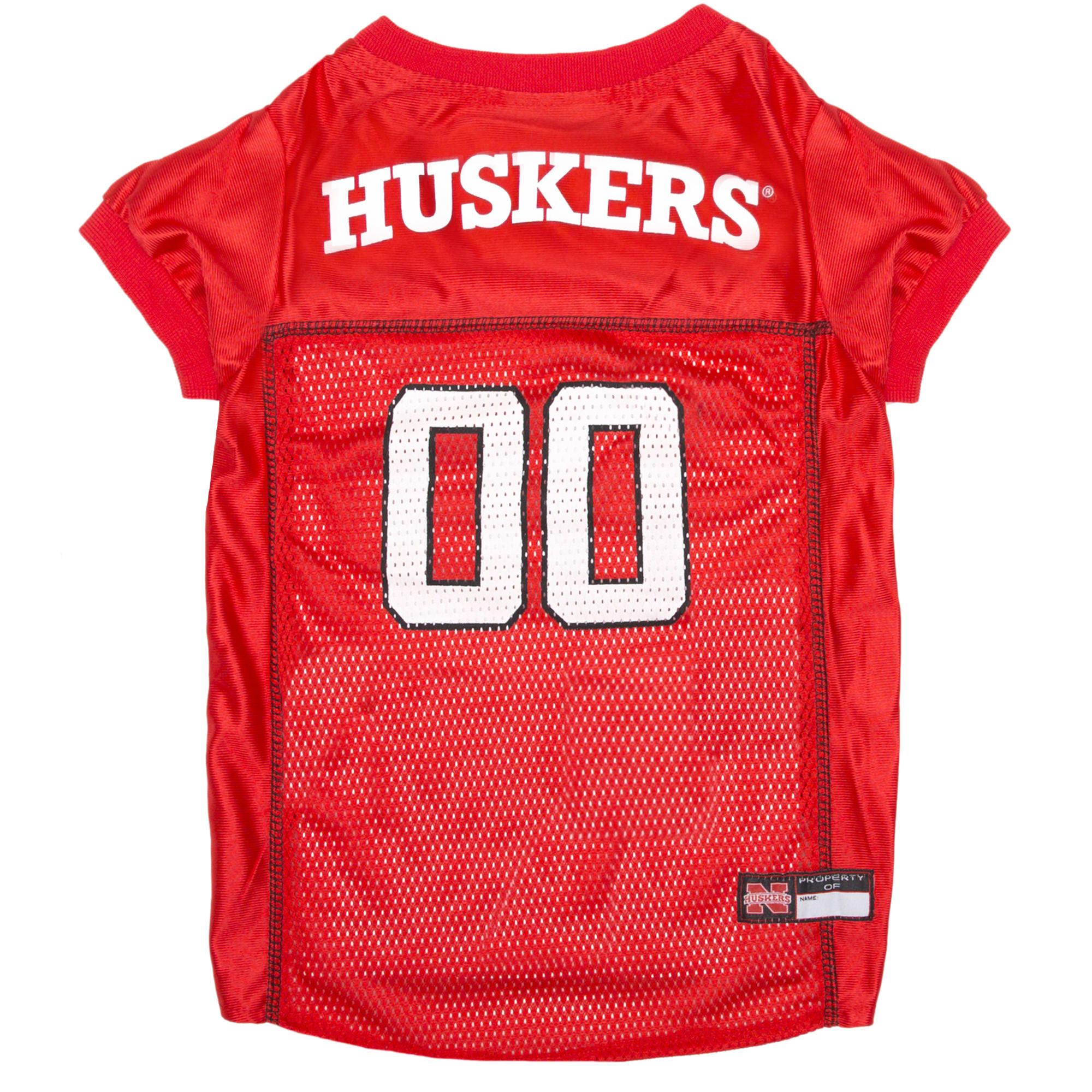 nebraska cornhuskers jersey