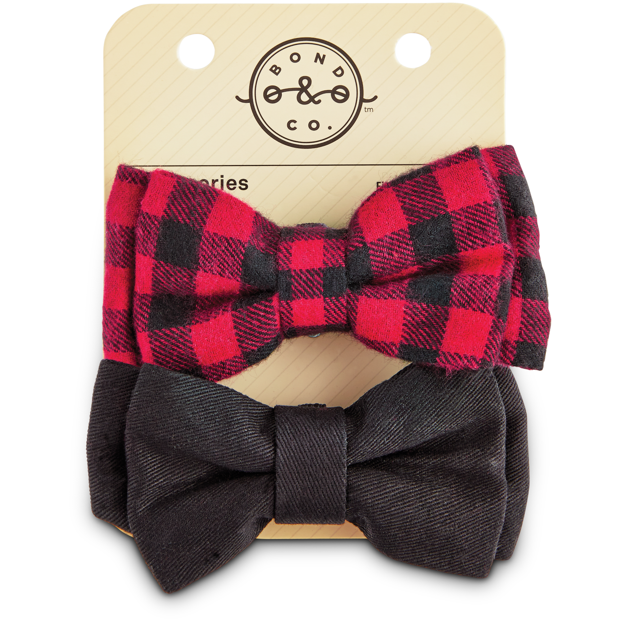 The Paisley Dog Bow Tie