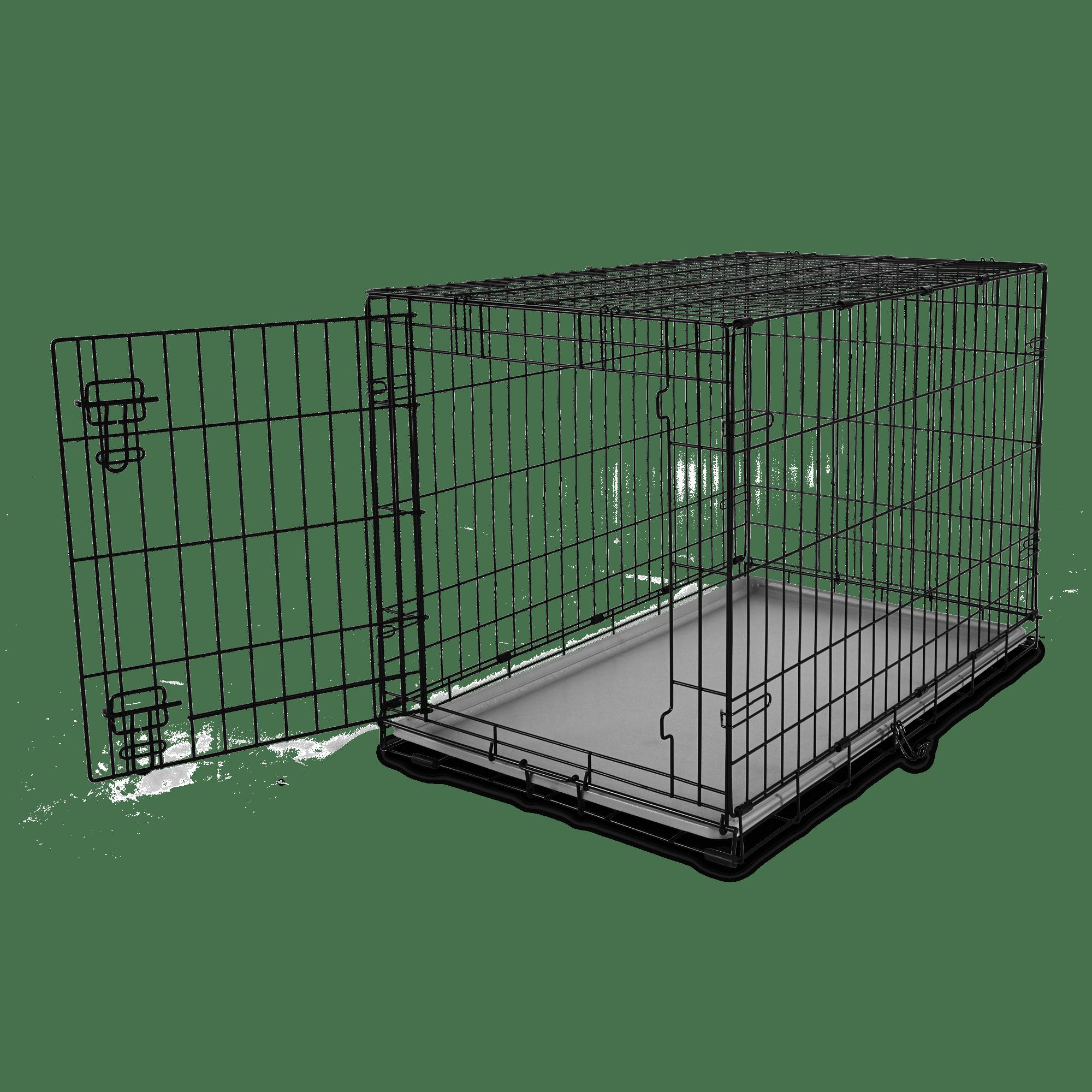 You \u0026 Me 1-Door Folding Dog Crate, 36