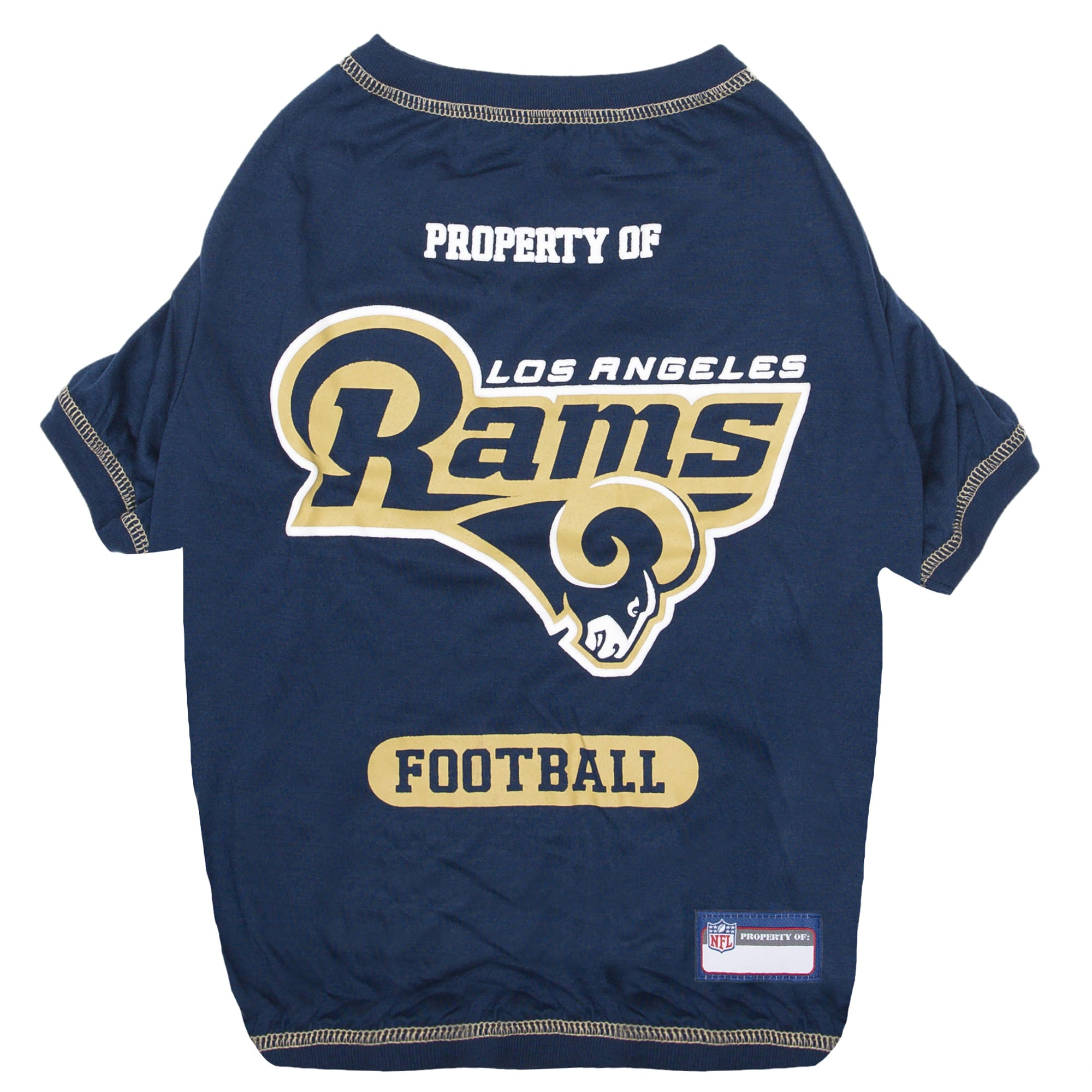 los angeles rams t shirts