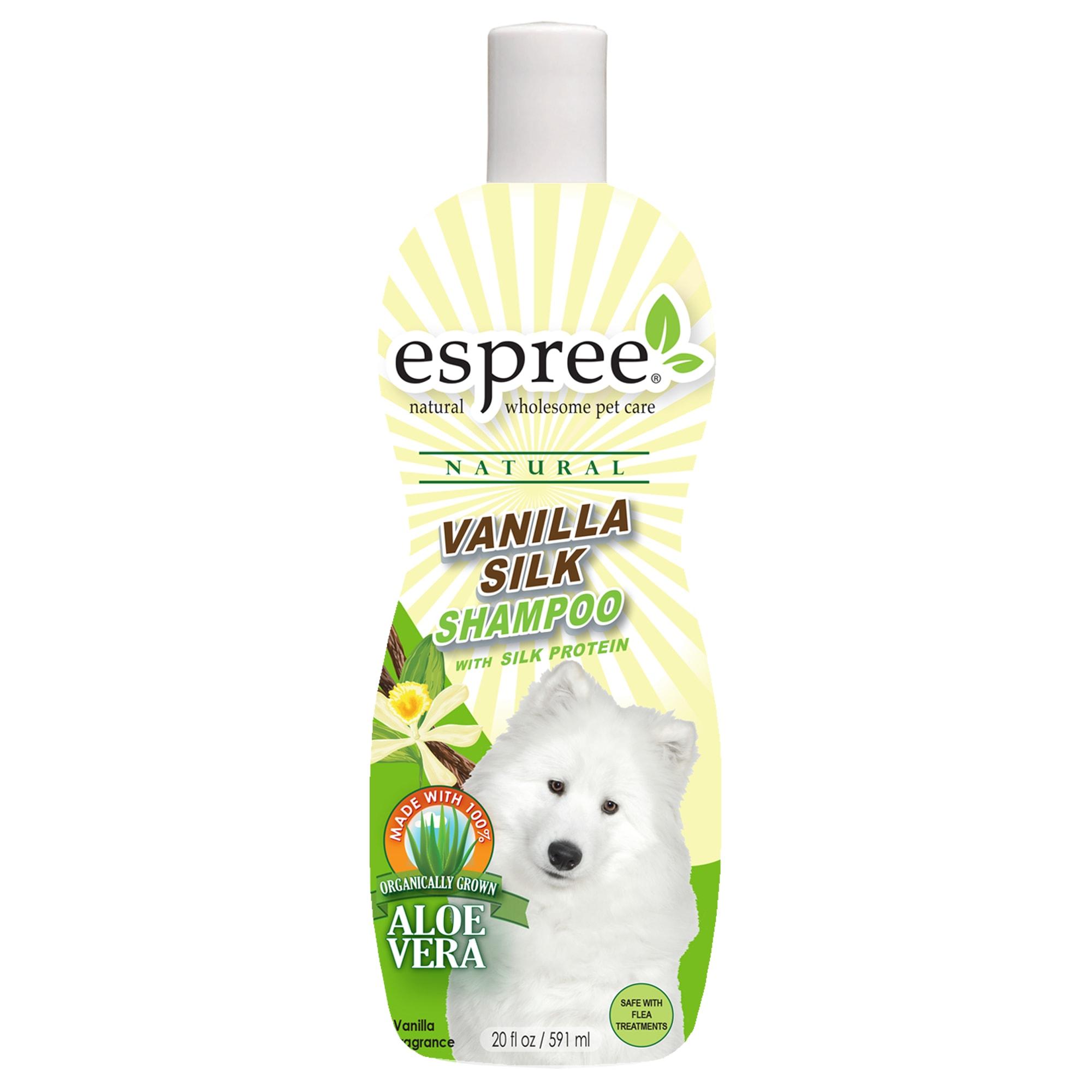 Espree Vanilla Silk Shampoo 20 Fl Oz Petco