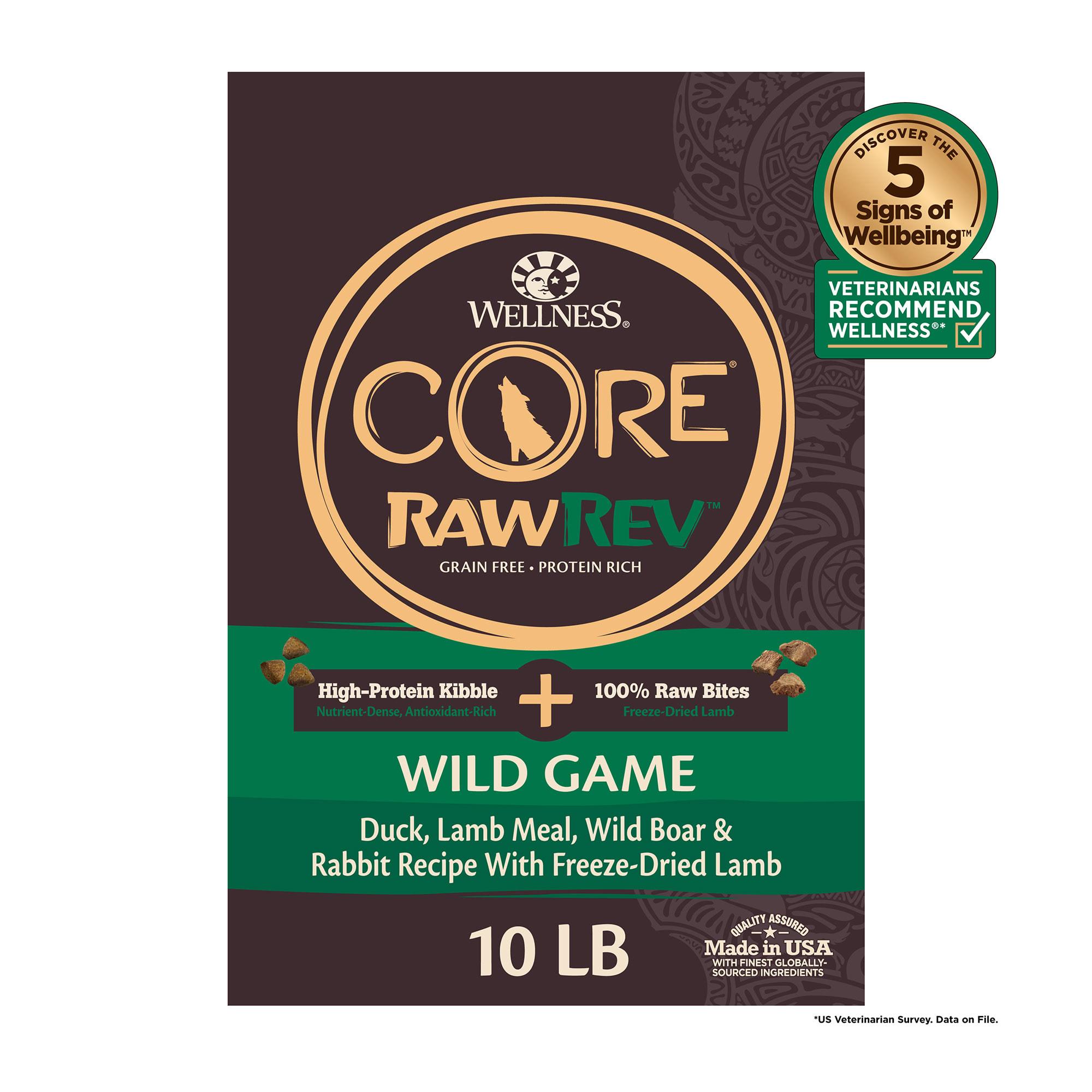 Wellness CORE RawRev Natural Grain Free