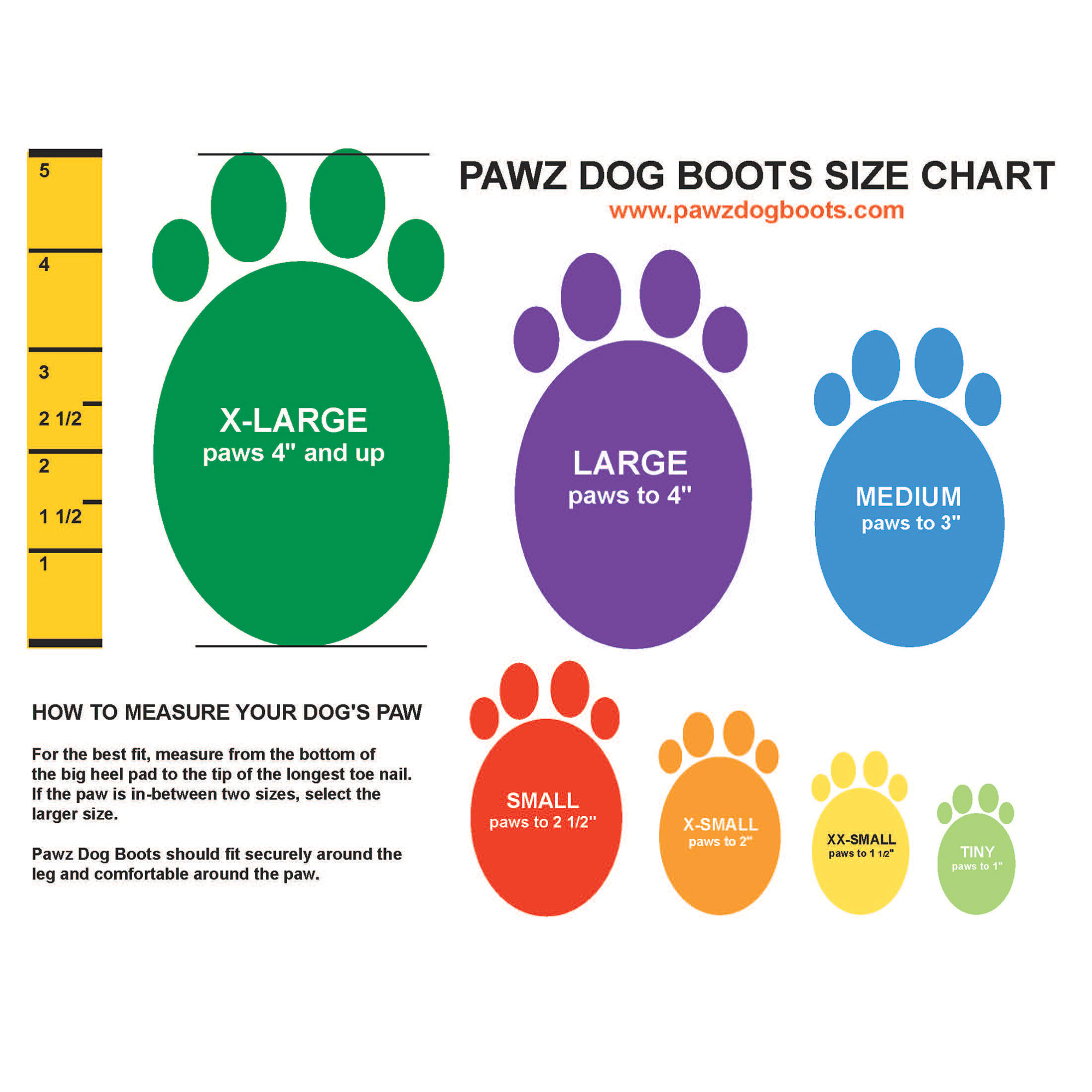 Pawz Black Rubber Dog Boots Large Pack Of 12 Petco